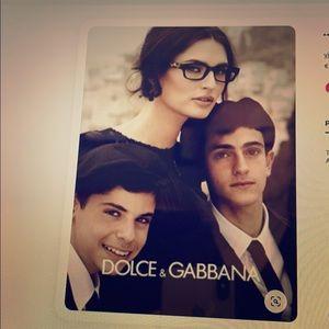 New Women's Dolce&Gabbana Eyeglasses